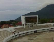 老挝巴色市体育馆(户外P16全彩)