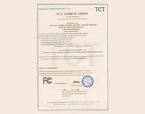 恒晟兴FCC认证